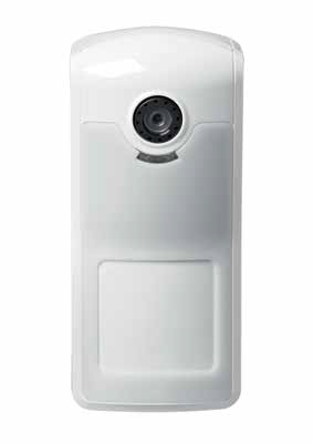Honeywell galaxy flex 3 pir cam