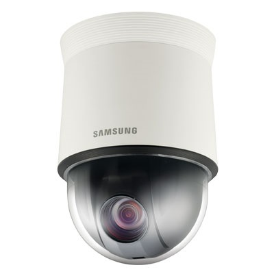 topkwaliteit IP HD PTZ dome camera van samsung